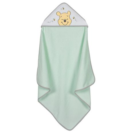 Serviette à Capuche Winnie Lourson De Disney Neutre