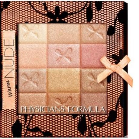 Physicians Formula Shimmer Strips All-in-1 Custom Nude Palette for Face & Eyes - image 1 of 3