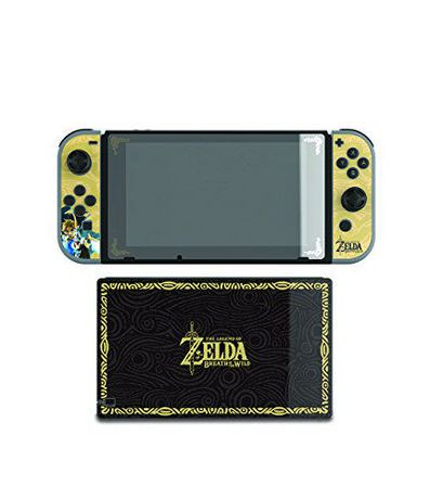 pdp nintendo switch zelda collector 39 s edition screen. Black Bedroom Furniture Sets. Home Design Ideas