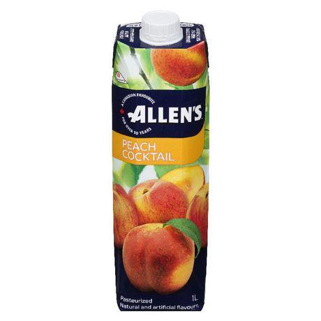 Allen's Peach Cocktail - image 1 of 6