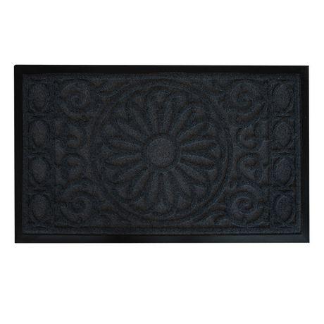 "Floor Choice Flower Pot Decorative Mat 30"" x 18"" - image 1 of 1"