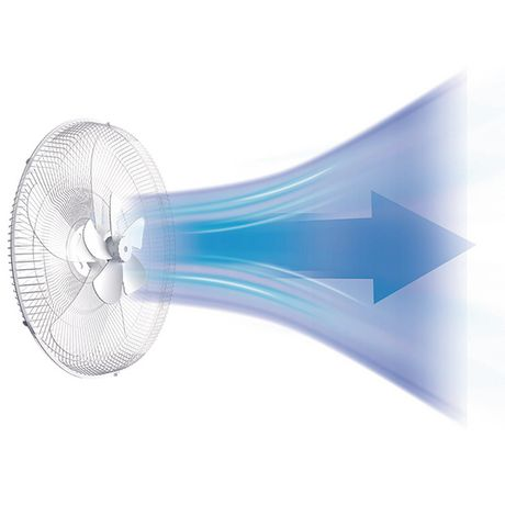 Honeywell HSF1635WC DualAir fx™ Whole Room Stand Fan - image 3 of 5