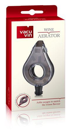 L'aérateur à vin Vacu Vin en gris foncé - image 4 de 4