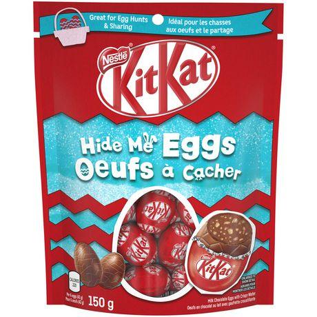 NESTLÉ® KITKAT® Easter Hide Me Chocolate Eggs - image 1 of 4