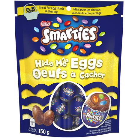 NESTLÉ® SMARTIES® Easter Hide Me Chocolate Eggs - image 1 of 4