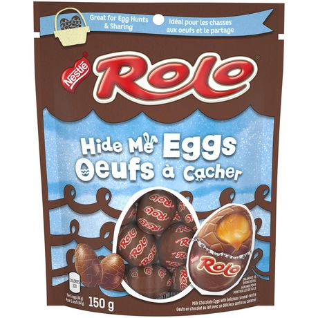 NESTLÉ® ROLO® Easter Hide Me Chocolate Eggs - image 1 of 4