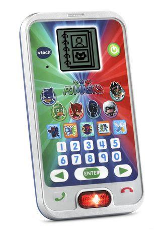 VTech Les Pyjamasques - Le smartphone éducatif des héros - Version anglaise - image 4 de 4