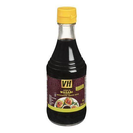 VH Sauce soya aromatisée à l'arôme de wasabi - image 1 de 2