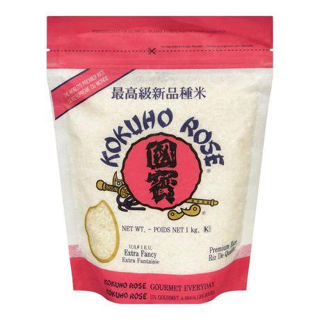 Kokuho Rose Extra Fancy Premium Sushi Rice - image 1 of 4
