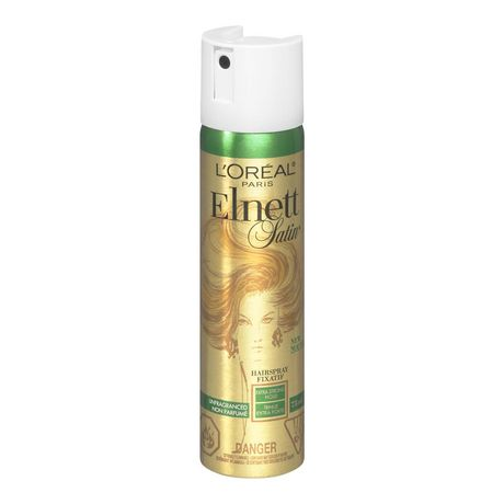 L'Oréal Paris Elnett Satin Unfragranced Extra Strong Hold Hairspray - image 1 of 1