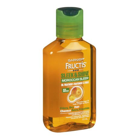 Garnier Fructis Sleek Amp Shine Moroccan Oil Treatment