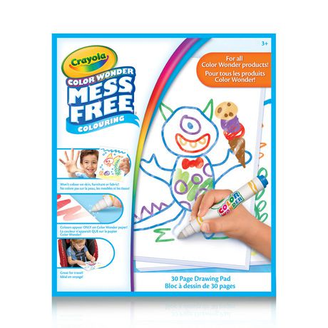 Crayola Color Wonder Mess Free Colouring Drawing Pad | Walmart Canada