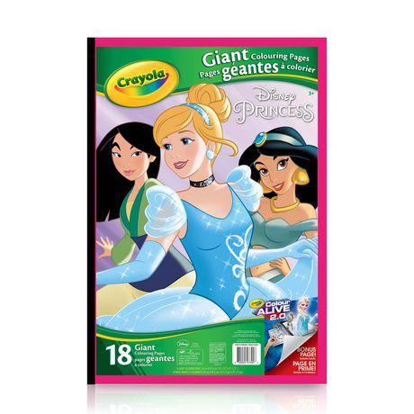 Cahier Coloriage Pat Patrouille.Pages Geantes A Colorier Princesse