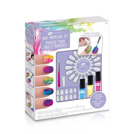 Crayola Creations Nail Marbling Kit - image 1 of 3