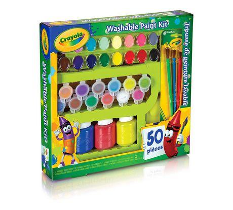 Crayola Washable Paint Kit - image 2 of 3