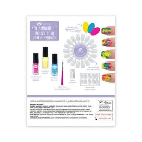 Crayola Creations Nail Marbling Kit - image 2 of 3