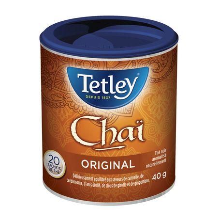 Tetley Chai Tea - image 2 of 3