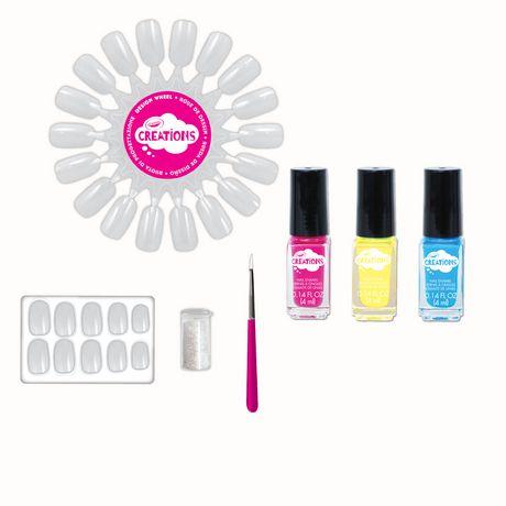 Crayola Creations Nail Marbling Kit - image 3 of 3