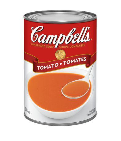 soupe condens e aux tomates de campbell 39 s walmart canada. Black Bedroom Furniture Sets. Home Design Ideas