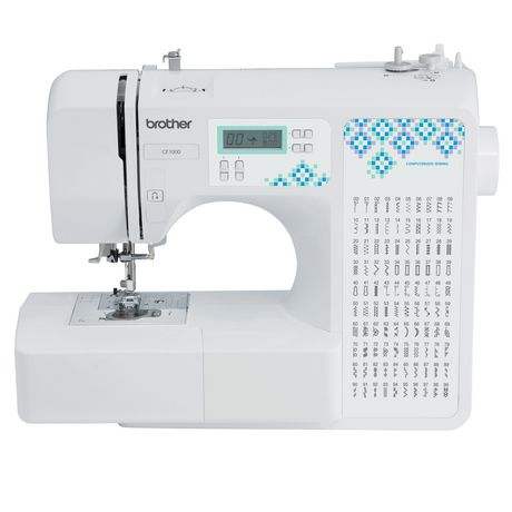 Brother International Corp Brother CE40 Computerized Sewing Beauteous Walmart Sewing Machine
