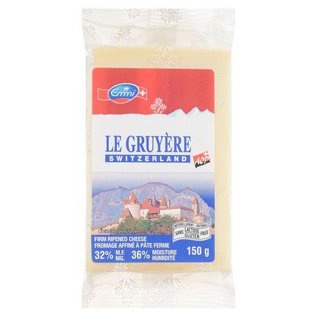 Emmi Switzerland Gruyere Cheese - image 1 of 5