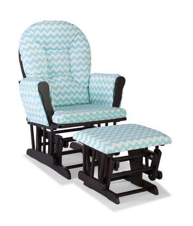 chaise ber ante avec tabouret comfort de storkcraft finition expresso. Black Bedroom Furniture Sets. Home Design Ideas