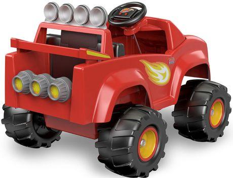 power wheels nickelodeon blaze monster truck walmart canada. Black Bedroom Furniture Sets. Home Design Ideas