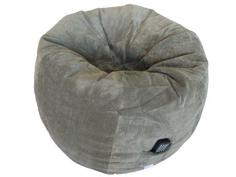 Boscoman Adult Size Corduroy Beanbag Chair | Walmart Canada