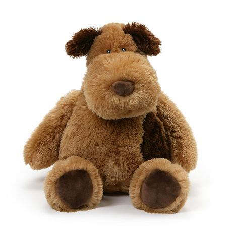 GUND Big Bellee Plush Tan Dog - image 1 of 1