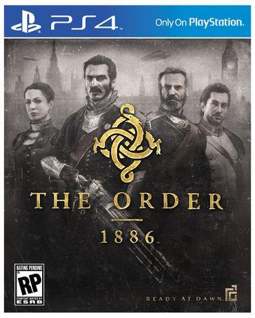 Descarga gratis el juego de The Order: 1886 [PS4][PKG][4.05][EUR][MULTI.HOST]