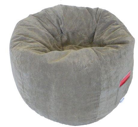 fauteuil poire pour adultes en velours c tel de boscoman walmart canada. Black Bedroom Furniture Sets. Home Design Ideas