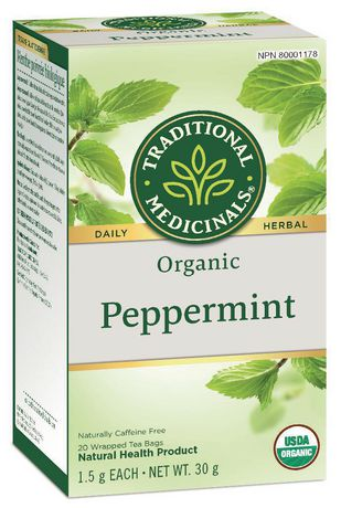 Traditional Medicinals Peppermint - image 1 of 1