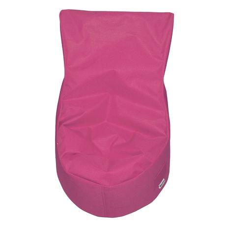 euro fauteuil poire rose de boscoman walmart canada. Black Bedroom Furniture Sets. Home Design Ideas