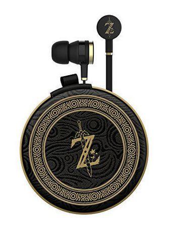 Écouteurs avec microphone Premium Zelda Nintendo Switch de PDP - image 1 de 1