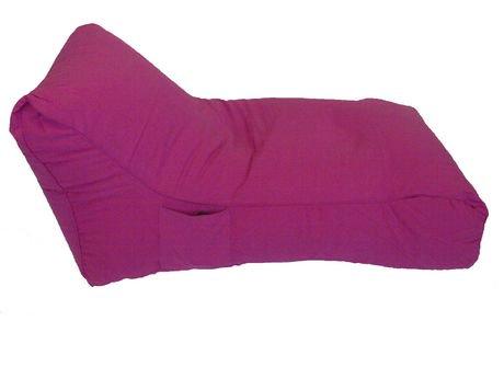 Boscoman Jumbo Daybed Pink Beanbag