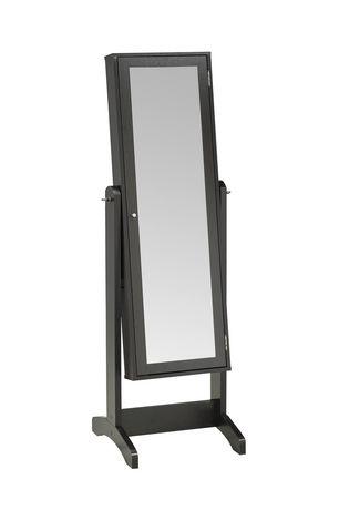Brassex bijoux armoire avec miroir for Miroir walmart