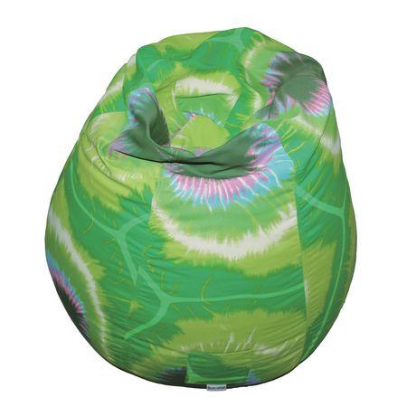 Boscoman Pear Shaped Green Tie-Dye Beanbag Chair  sc 1 st  Walmart Canada & Boscoman Pear Shaped Green Tie-Dye Beanbag Chair   Walmart Canada