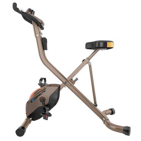 Exerpeutic Gold 500 Xls 400 Lbs Weight Capacity Foldable