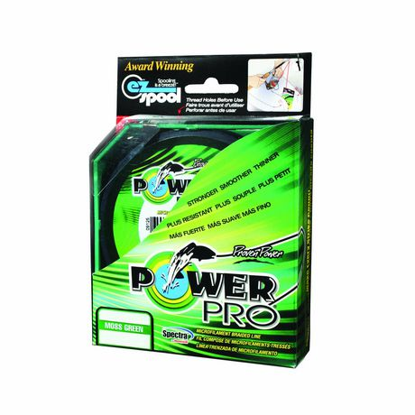 Power pro fishing line for Walmart braided fishing line