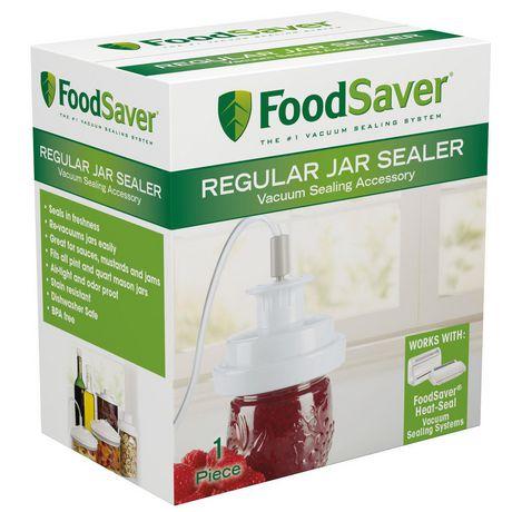 FoodSaver Regular Jar Sealer - image 1 of 2