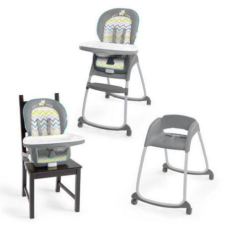 Ingenuity Ridgedale Trio 3 In 1 Baby High Chair