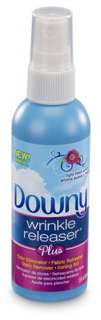 Downy Wrinkle Releaser plus - Light Fresh Scent, 90 ml - image 1 of 1