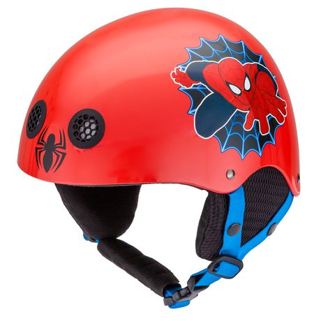 Marvel Spider-Man Child Winter Protective Helmet - image 1 of 1