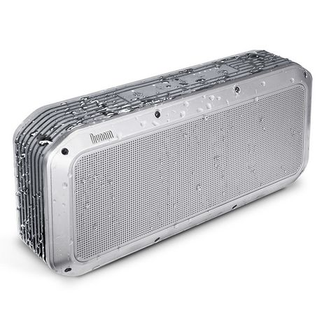 Divoom Voombox-Party 2nd Generation Silver Speaker - image 1 of 4