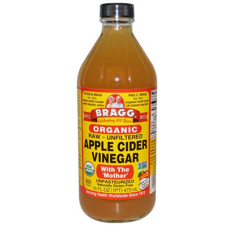 Bragg Live Food Organic Apple Cider Vinegar by Bragg Live Food