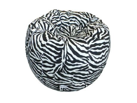 grand pouf poire boscoman motif d 39 animal walmart canada. Black Bedroom Furniture Sets. Home Design Ideas