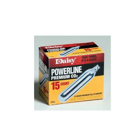 Paquet de 15 Daisy Powerline CO2 modèle 7015 - image 1 de 1