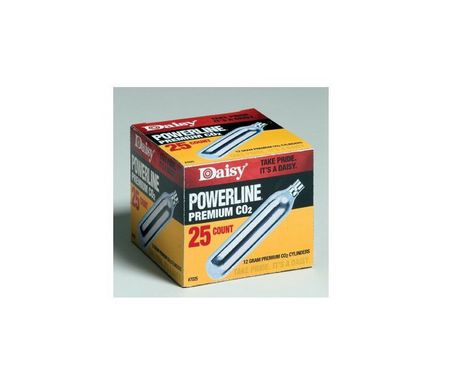 Daisy Powerline modèle 7025 CO2, paquet de 25 - image 1 de 1