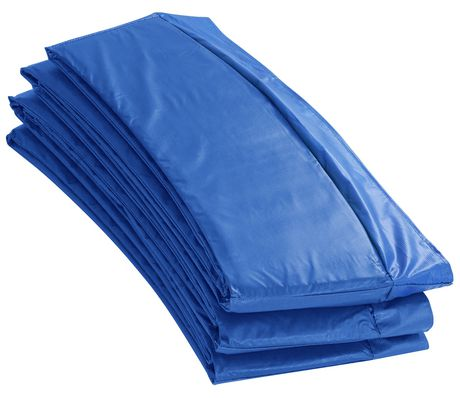 Upper bounce Super Trampoline Replacement Safety Pad (spring Cover) Fits for 15 Ft. Round Frames - Blue - image 1 of 6