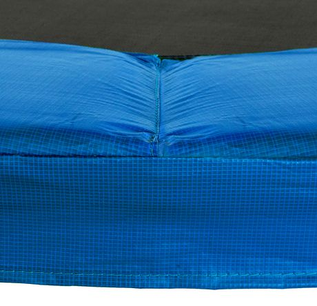 Upper bounce Super Trampoline Replacement Safety Pad (spring Cover) Fits for 15 Ft. Round Frames - Blue - image 2 of 6